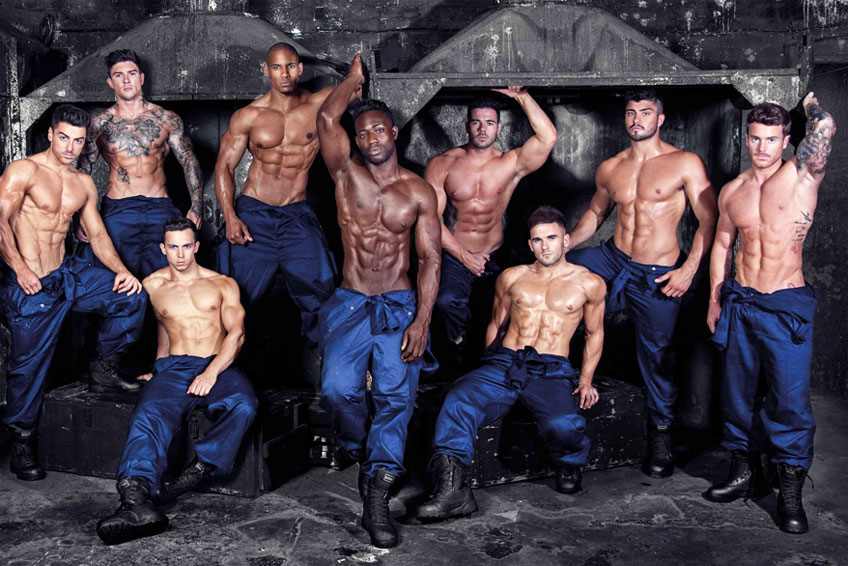 Dreamboys Hen And Stag