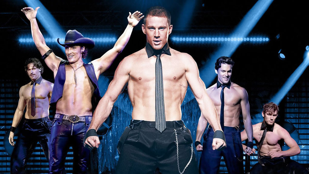 uk live shows Male strippers