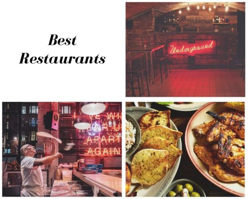 Newcastle Best Restaurants