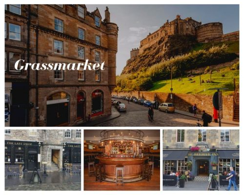 Edinburgh Location Guide, hen and stag dos