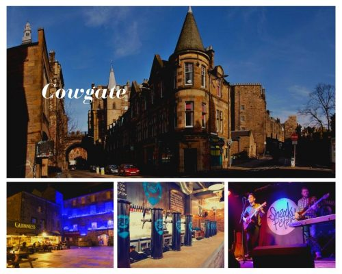 Edinburgh Location Guide, hen and stag do