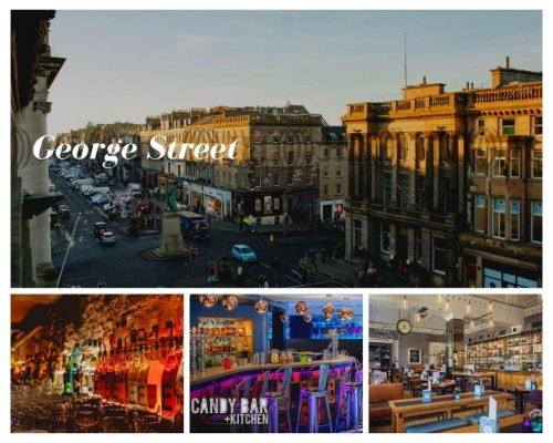 Edinburgh Location Guide, george street