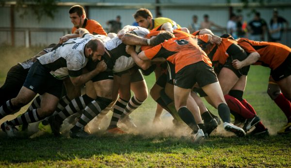 tackling, sports, stag do themes
