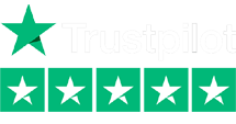 Hen and Stag - 5 Star Trustpilot Logo